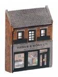 42-224 Farish Scenecraft Low Relief Town Garage